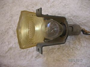 1940 S Gm Buick Cadillac Tail Signal Light Inside Shown Part Only My 0797g17