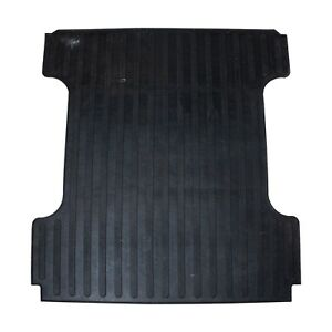 Rubber Bed Mat Fits Chevy Silverado Or Gmc Sierra 8 Ft Bed 2007
