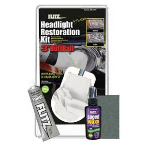 Flitz Hr 31501 Headlight Restoration Kit