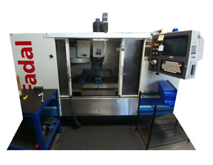 Fadal 4020 Used Cnc Vertical Machining Center