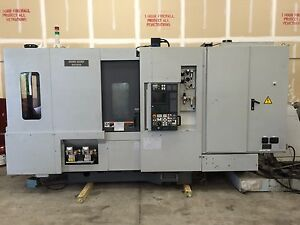 Mori Seiki Nh5000 Used Cnc Horizontal Machining Center