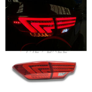 2015 Truck Parts Replacement Red Lamp For Toyota Highlander Tail Light