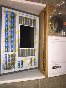 Exor Uniop Mkdr 16 0045 Display Appears To Be New Manual Hardware see Details