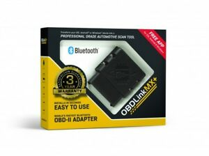 Obdlink Mx Free 2 Day Priority Shipping Bluetooth Obd2 Ii Module Scantool