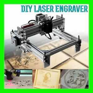 Mini Lazer 200 Mw Diy Engraver Desktop Wood Router cutter printer With Laser Dc