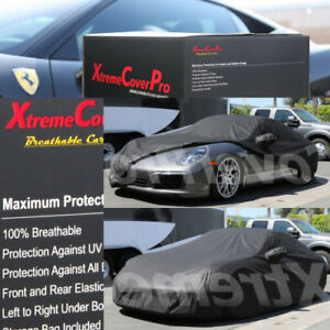 Custom Fit Car Cover 2012 2013 2014 2015 2016 Porsche 981 Boxster Cayman