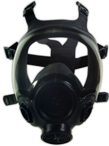 Msa Advantage 1000 Full Face Respirators Medium Each