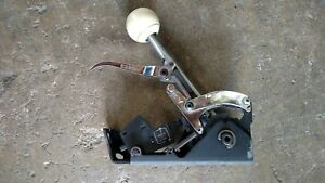 Hurst Quarter Stick Shifter 3 Speed Forward Pattern Nhra Drag Race