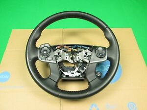 2012 2014 Toyota Camry Steering Wheel Assembly W Cruise Audio Phone Controls