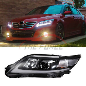 10 11 Us Truck Parts Replacement White Lamp For Toyota Camry Rear Headlights