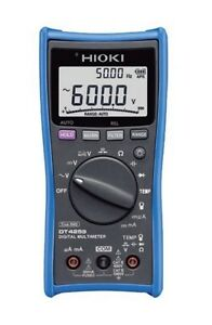 Hioki Digital Multi Meter Dt4253 Made In Japan