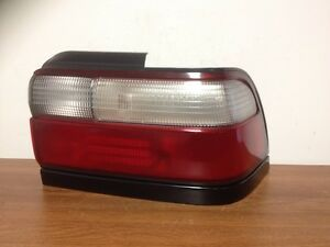 1997 Toyota Corolla Right passenger Tail Light 4dr Oem
