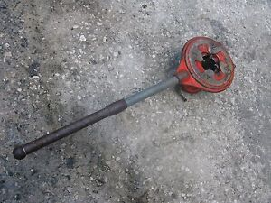 Ridgid No 65 r Groover 1 2 Inches