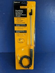 New Fluke 80pk 27 Suregrip Industrial Surface Temperature Probe
