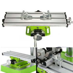 Precision Milling Machine Worktable Electric Drill Carrier Rotating Vise Fixture