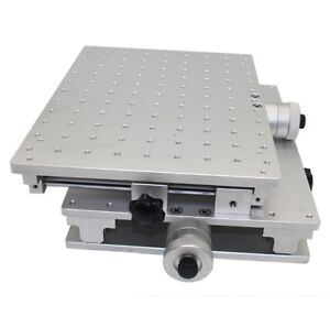 2 Axis Moving Table Portable Xy Table For Laser Marking Engraving Machine Y