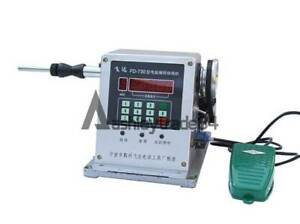 Computer Controlled Coil Transformer Winder Winding Machine 0 03 1 8mm New 220v