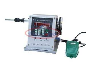New 220v Computer Controlled Coil Transformer Winder Winding Machine 0 03 1 8mm