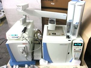 Thermo Finnigan Trace Ultra Gc With Trace Dsq mass Spectrometer See Picturers T3