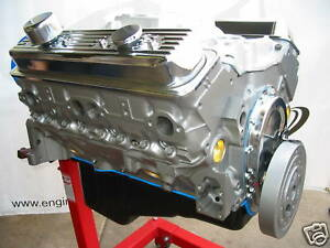 Chevy 383 350 Hp 4 Bolt Performance Tbi Balanced Crate Engine Truck Camaro