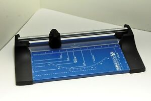 Dahle 507 Cut Cat Made In Germany Personal Trimmer Paper Cutter Gs