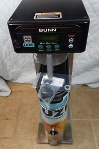 Bunn Itcb dv Infusion Iced Tea Coffee Combo Commercial Brewer Maker Machine