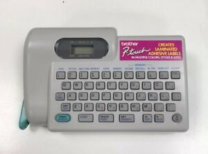 Brother P touch Pt 12 Labeling System Label Printer