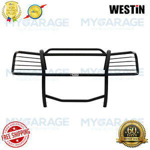 Westin For 2007 2013 Chevrolet Silverado 1500 Sportsman Black Grille 40 2275
