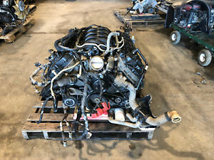 2011 F150 5 0 Complete Engine Trans 6r80 2wd Pull Out 74k Miles Coyote