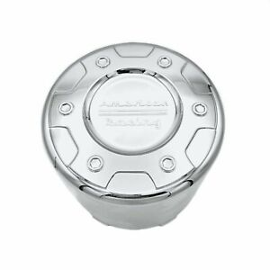 American Racing Ar645 Wheel Center Cap Xl 5 15 Chrome Snap In Ford 1645120041