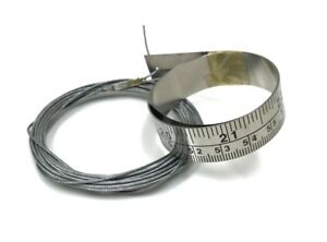 Mbm Triumph Oem Part Scale With Wire Rope For 6550 Paper Cutter P n D6550177
