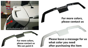 Deflector Paint Style St Rear Wing For Ford Kuga Escape Rear Spoiler 2013 2018