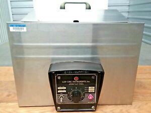 Lab line Instruments 3005 7 Stainless Steel Heated Water Bath 1000w 120v