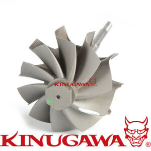 Kinugawa Turbo Turbine Wheel Fit Garrett Gt3582r Hks Gt3540 Ball Bearing Turbo