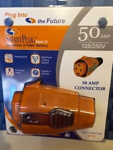 Smartplug Bf50 50 Amp Connector With Free Waterproof Cover