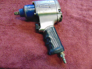 Blue Point Snap On Air Tool At355a 3 8 Impact Wrench Free Shipping