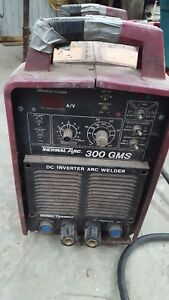 Thermal Dynamics Arc Lt 300 Gts Dc Inverter Arc Welder