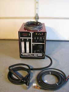 Thermal Arc Thermadyne Wc100b Plasma Welding Console With 4a Torch