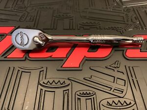 New Snap on 3 8 Drive Standard Handle Fine Tooth Ratchet F80