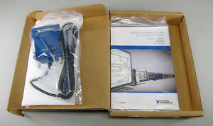 National Instruments Gpib usb hs Adapter Ni 488 2 For Windows 778927 01 Kit