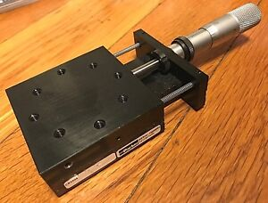 Pre owned Parker Hannifin Daedal 4504 Travel Precision Linear Stage
