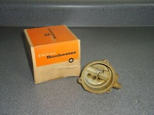 New Nos Oem Gm Rochester Carburetor Choke Housing 1961 1962 Oldsmobile 4 Jet