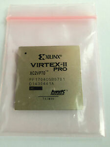 Xilinx Virtex ii Pro Fpga Xc2vp70 5ff1704c New Qty 2 Available