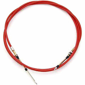 B M Super Duty Race Shifter Cable Morse Style 12 Foot Long 80836