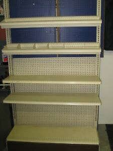 Lozier Wall Shelving Section
