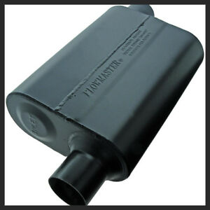Flowmaster Super 44 Series Muffler 2 1 4 Inch Inlet And Outlet 942448