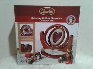 New Seal Nostalgia Chocolate Electrics Rotating Hollow Chocolate Candy Maker