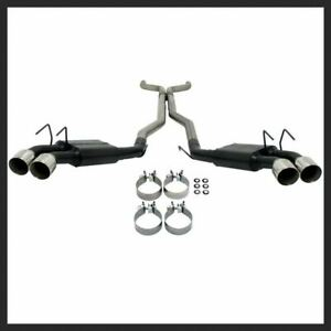 Flowmaster Stainless American Thunder Exhaust System Camaro 6 2 817609