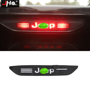 Carbon Fiber Decal Car Sticker For Jeep Grand Cherokee Tail Brake Light 2014 20