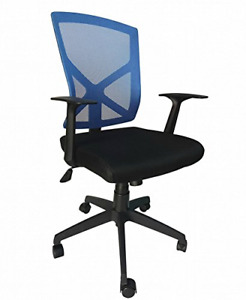 Mesh Office Desk Midback Computer Task Chair Ergonomic Breathable Back Support